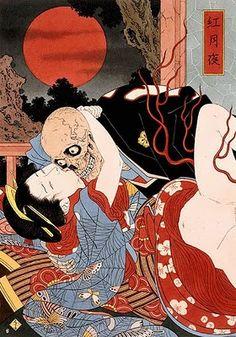 Japanese bizarre sex art japanese bizarre sex art