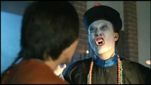 A jiangshi from the 1985 Mr. Vampire movie.