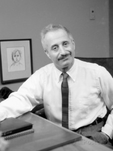 Dr. Ralph Greenson, Marilyn's psychiatrist.