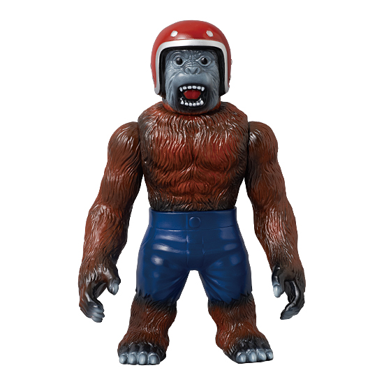 A Japanese monkey-man toy. Image source: mediacomtoytv.com.