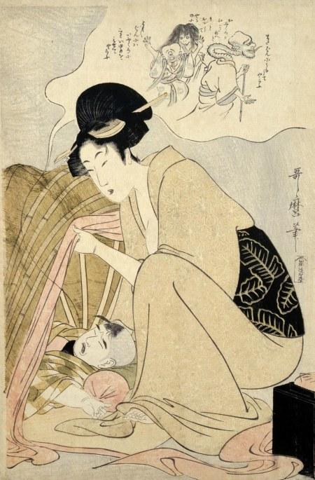 Kitagawa Utamaro.