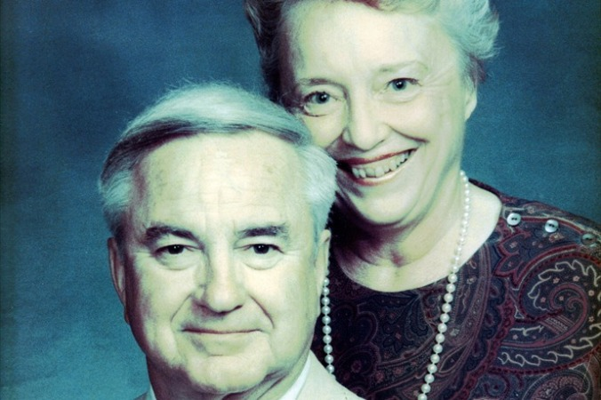 Picture of Russell and Shirley Dermond. (Image credit source here.)