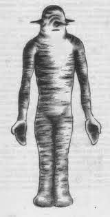 Picture of the type of alien Charles Hickson and Calvin Parker claimed to see in Pascagoula, Mississippi. (Image credit/source here.)