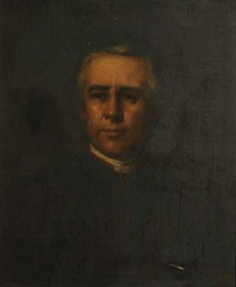 unknown artist; Reverend Frederick George Lee (1832-1902)